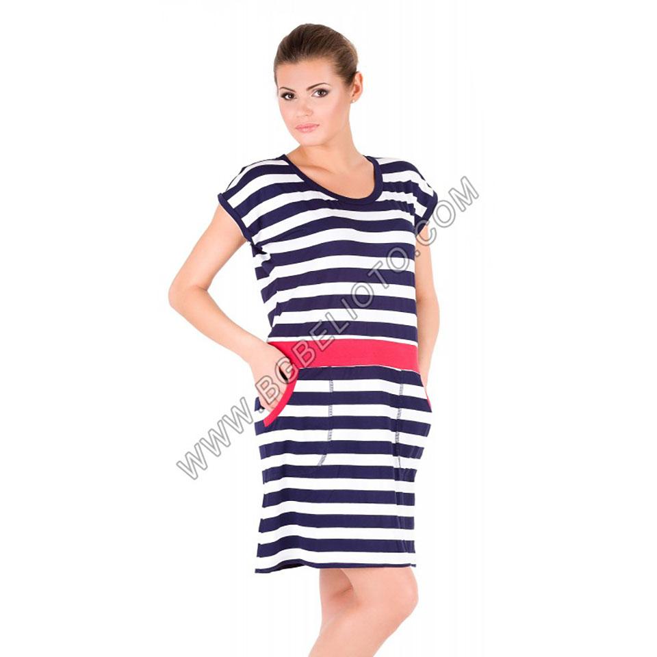 Моряшка рокля 253