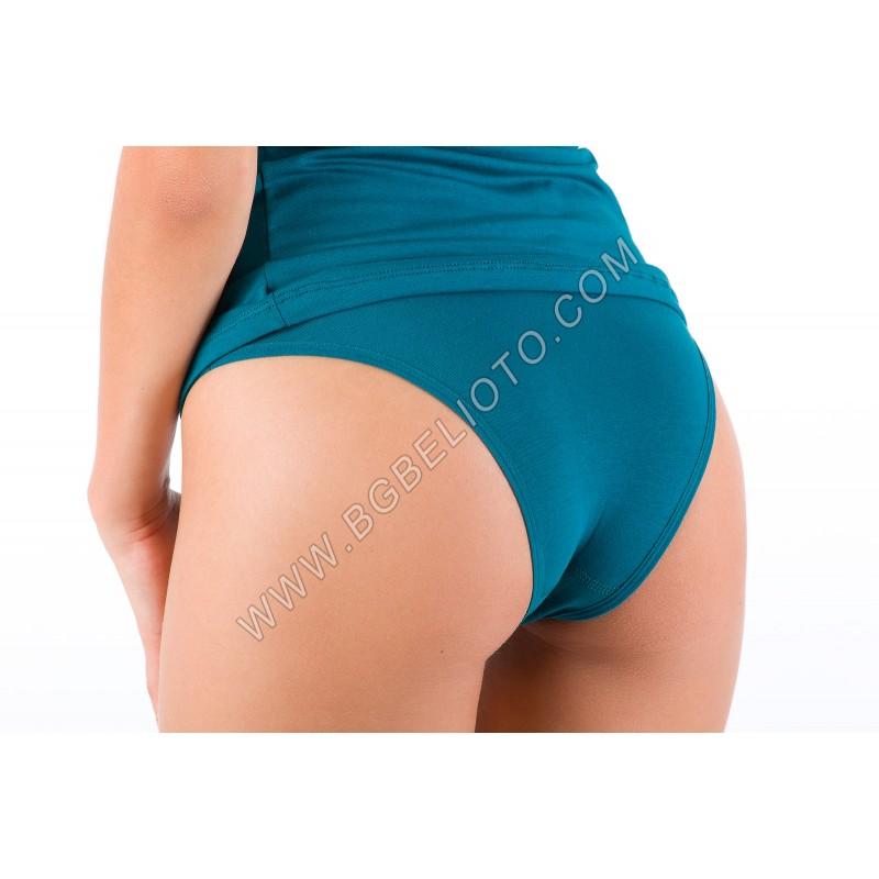 Дамски комплект памук - ликра Ивон с бикина
