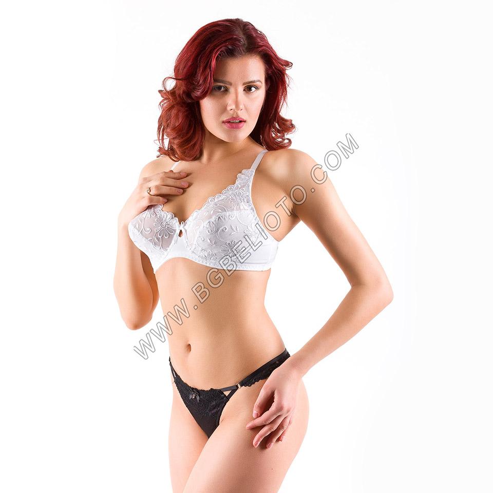 Дамско бельо онлайн на ниски цени - Сутиен 1020010 - БГ Бельото